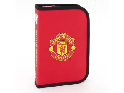 Penál Manchester United červený rozkládací