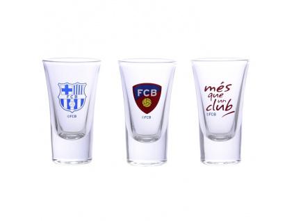 Panáky FC Barcelona 3ks
