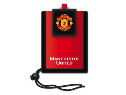 Peněženka Manchester United na krk