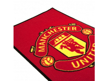 Kobereček Manchester United red 80 x 50 cm