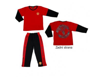 Pyžamo Manchester United dlouhé