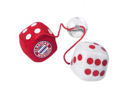 Kostky Bayern Mnichov s přísavkou