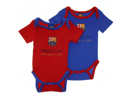 Bodyčka FC Barcelona 2ks