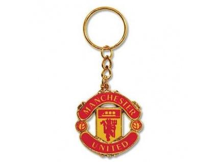Přívěšek na klíče Manchester United FC