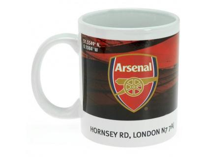 Keramický hrnek FC Arsenal sc 300ml