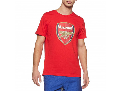Pánské tričko Puma Arsenal crest red