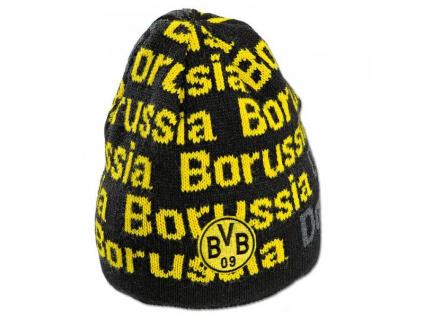 Dětská zimní čepice Borussia Dortmund