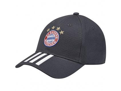 Kšiltovka Adidas Bayern Mnichov 18/19 navy