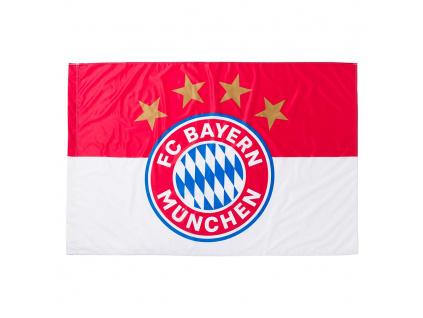Vlajka FC Bayern 150x100cm duo