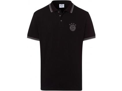 Pánské polo tričko FC Bayern Mnichov emblem