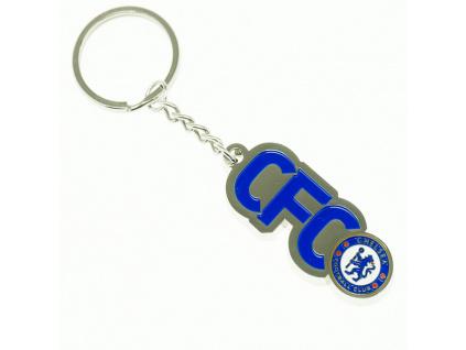 Kovový přívěšek Chelsea CFC