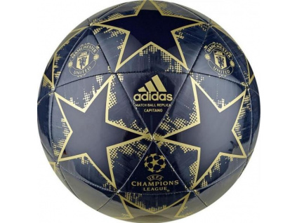 Fotbalový míč Adidas Manchester United FBL 18/19 vel.5