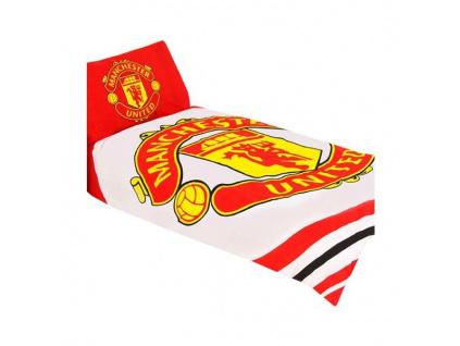 Povlečení Manchester United 200/135 cm single