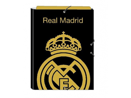 Složka na dokumenty FC Real Madrid black