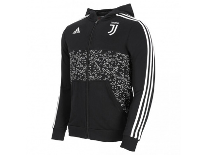 Dětská mikina Adidas Juventus HD černá