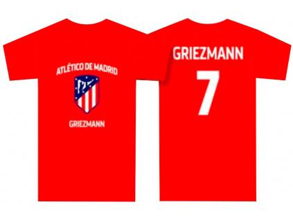 Dětské tričko Atletico Madrid Griezmann