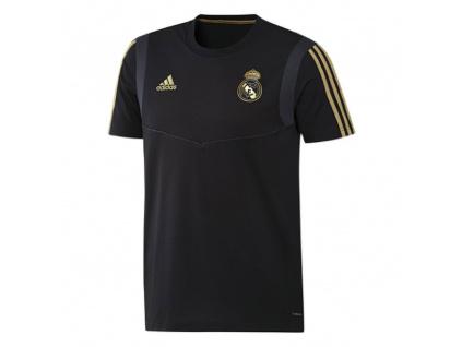 Tričko Adidas Real Madrid JR 19/20 black
