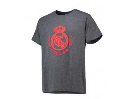 Pánské tričko Real Madrid N°32 šedé