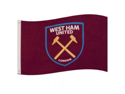 vlajka west ham united