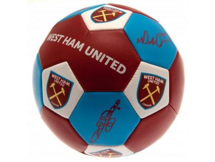 fotbalovy mic west ham united nuskin