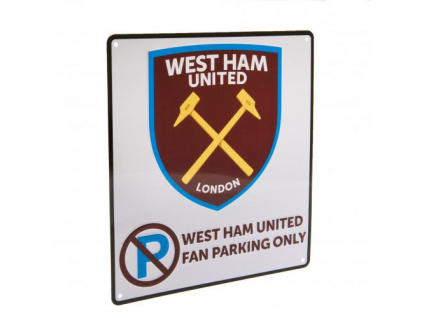 cedule west ham united no parking bila