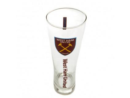 pivni sklenice west ham united vysoká