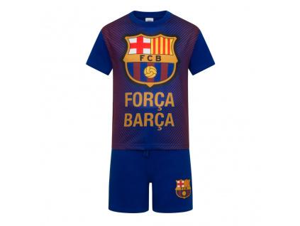 pyzamo fc barcelona short