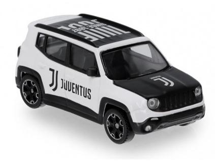 Model Jeep Renegade Juventus