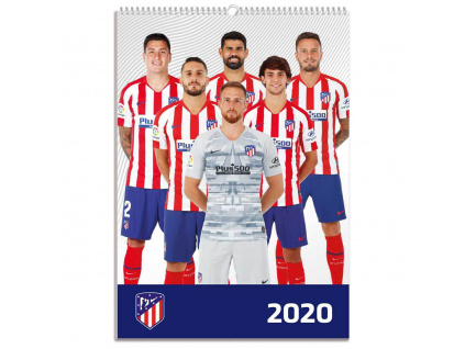 kalendar atletico madrid 2020