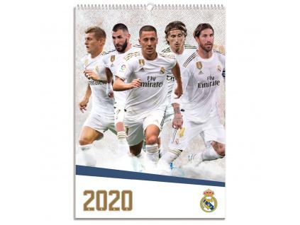 kalendar real madrid 2020