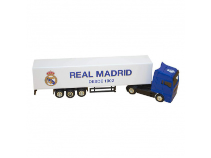 real madrid truck