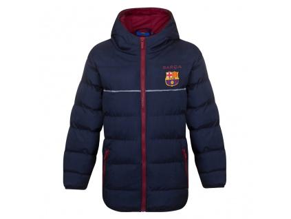 zimni bunda fc barcelona detska