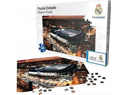 Puzzle 500 Real Madrid Estadio 48x34 cm