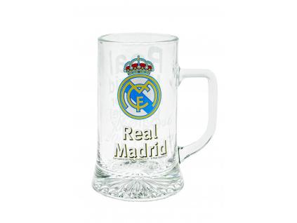 Pivní krýgl Real Madrid 500ml 20th century