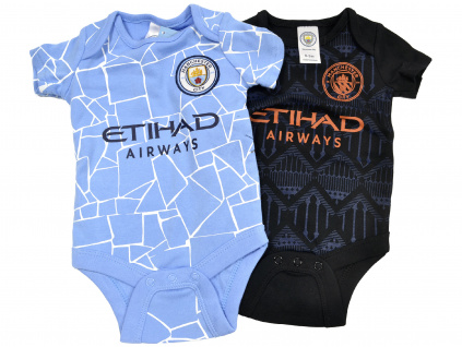 man city two pack body suit 1