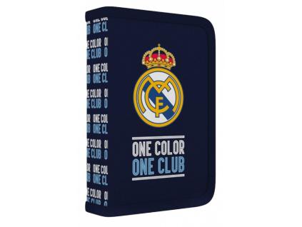 Penál 1 p. 2 chlopně, prázdný Real Madrid 19
