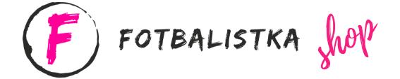 Fotbalistka shop