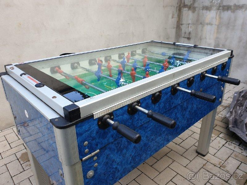 Oprava / nákup stolního fotbalu Roberto Sport