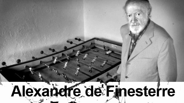 Alejandro Finisterre