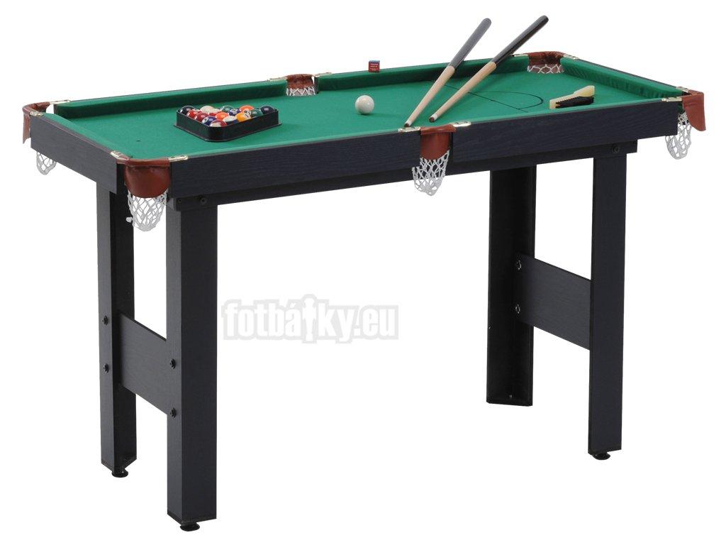 Kulečníkový stůl Garlando DALLAS, hrací plocha 110 x 55 cm