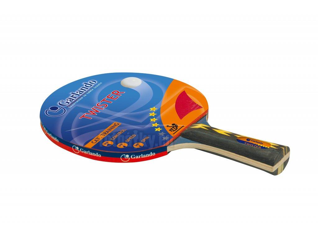 Pálka na stolní tenis Garlando Twister