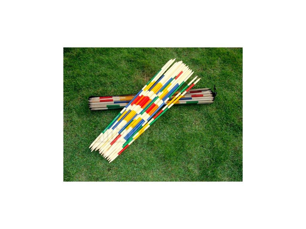 Velké mikádo dřevěné Bandito Sport