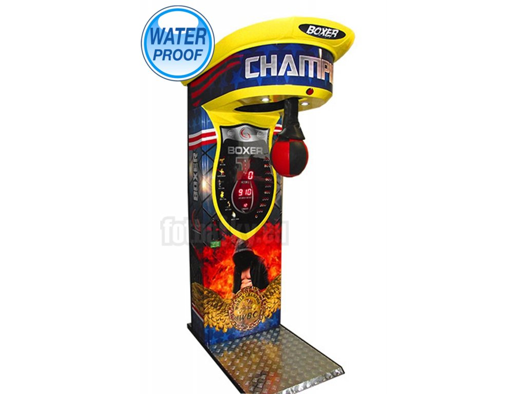 Silový automat Boxer Champion