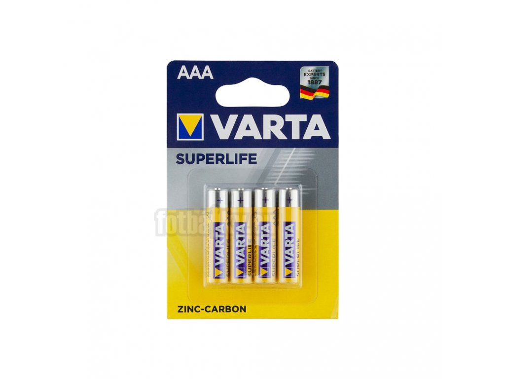 Varta Superlife AAA 4ks 2003101414