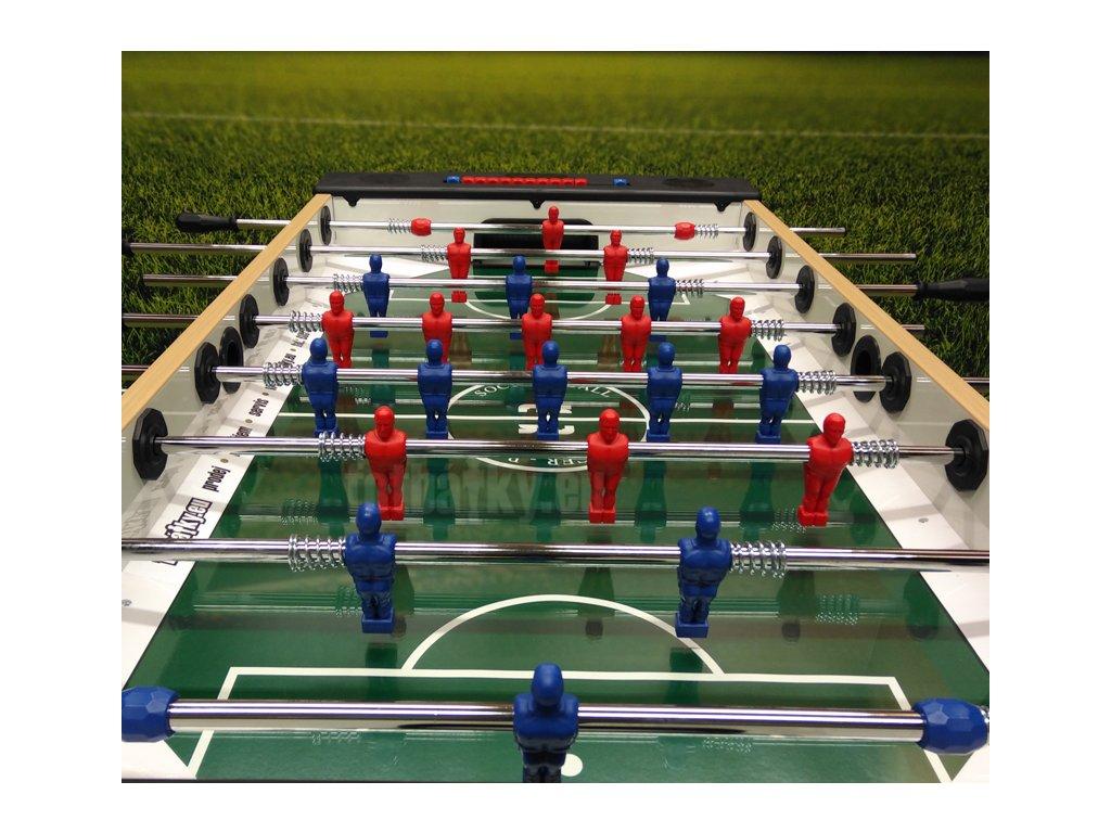 Hrací plocha stolní fotbal