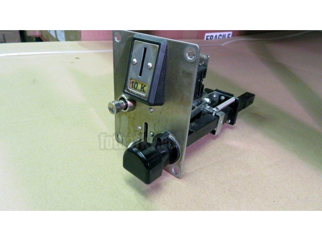 Použitý - Mincovník MR 89 na 10 Kč