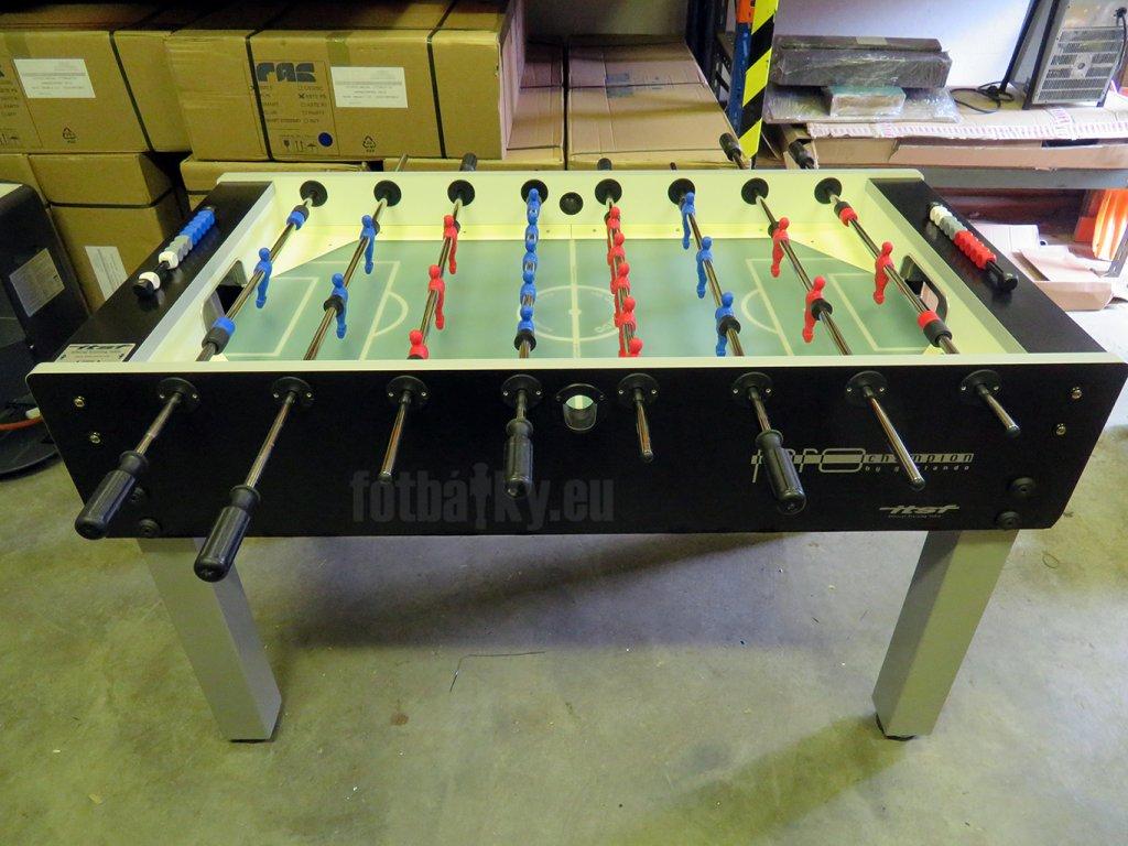 Použitý stolní fotbalGarlando PRO CHAMPION s ITSF certifikátem