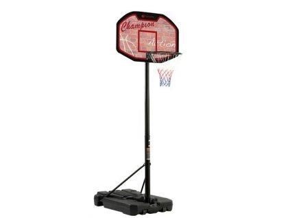 Basketbalový koš Garlando se stojanem, výška 225-305cm