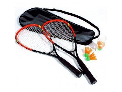 Bandito badmintonový set pro 2 hráče