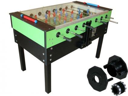 Stolní fotbal Atlantis Pro II - Green
